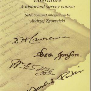 Lecture on British Literature