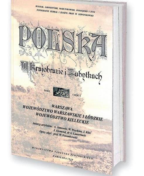 Polska w krajobrazie i zabytkach T1 cz 1