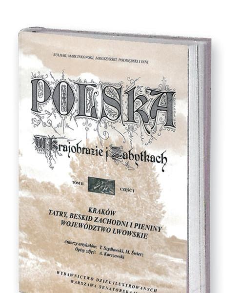 Polska w krajobrazie i zabytkach T2 cz1